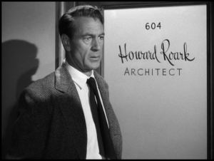 The Fountainhead Gary Cooper