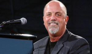Billy Joel And Peter Kay Perform At Croke Park In Dublin