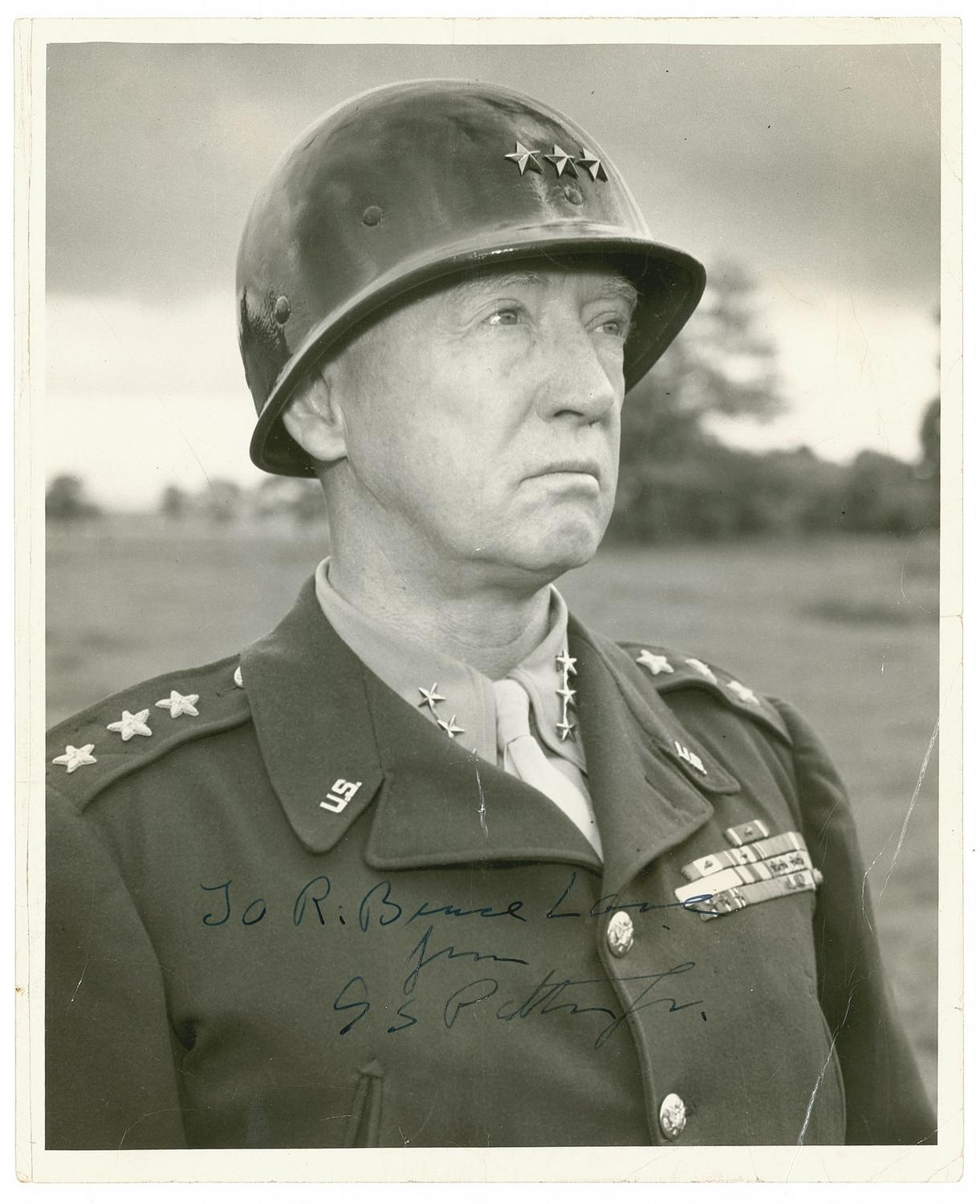 General Patton Quotes: Stories And Quotes From The Mind* And