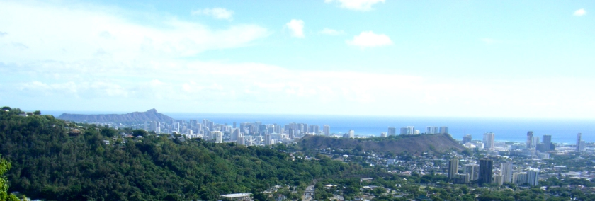 Oahu-DiamondHead-Punchbowl-Honolulu