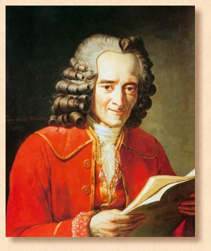voltaire and the catholic church
