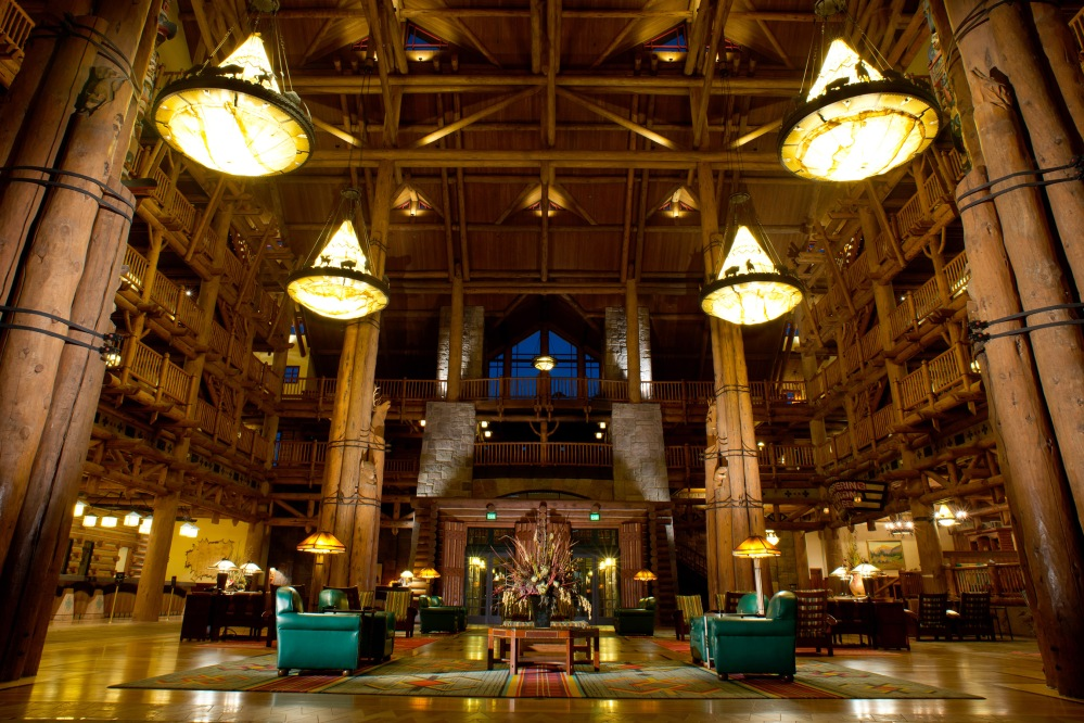 DisneyÕs Wilderness Lodge