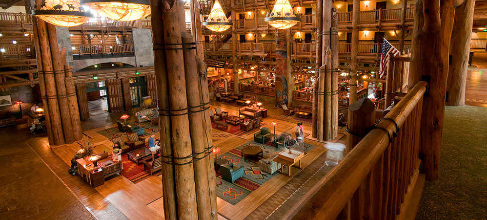 Disney World Wilderness Lodge Stories And Quotes From