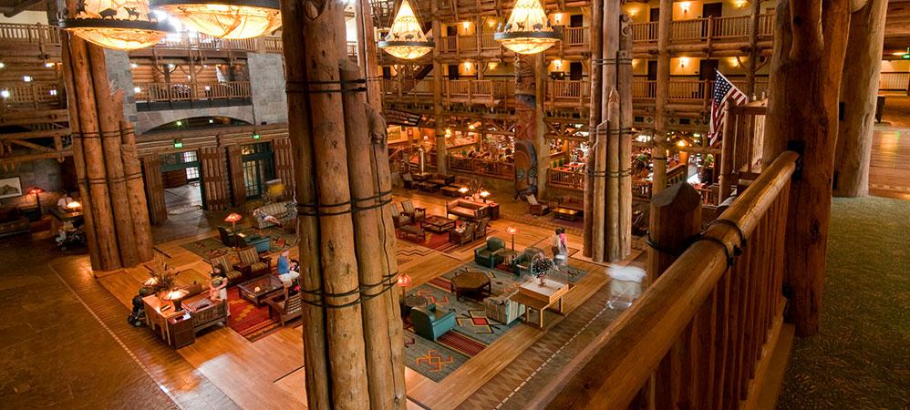 Hotel Disney Wilderness Lodge Villas