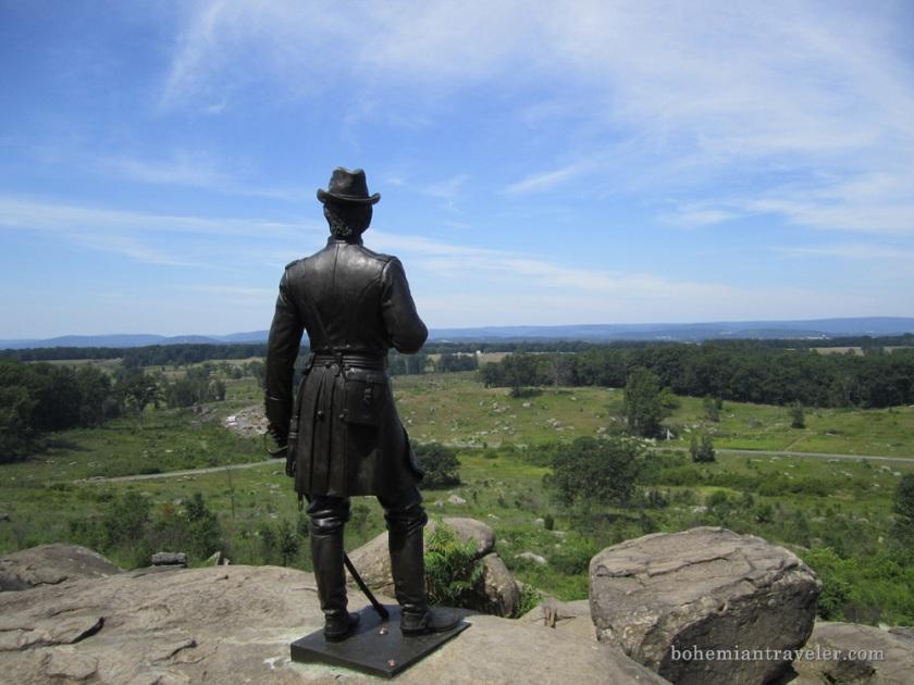 gettysburg-battlefield-statue
