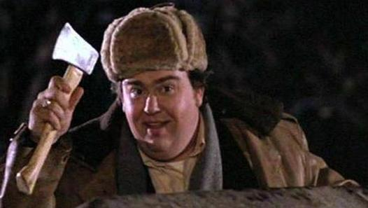 John Candy Uncle Buck With Cigar uncle buck – stories and quotes ...