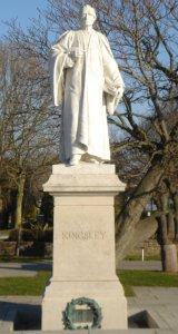 Charles_Kingsley statue