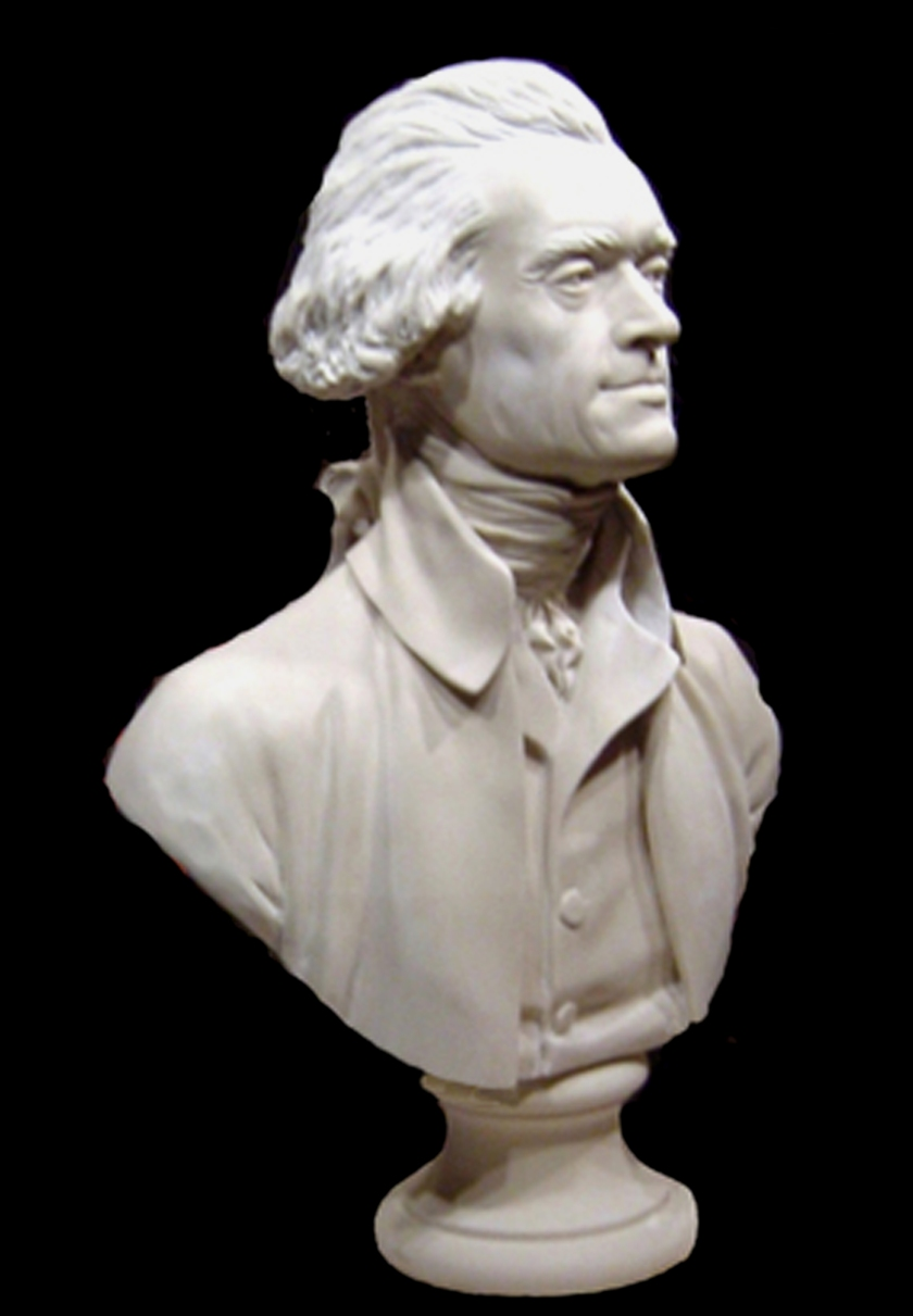 Thomas Jeffersonbust
