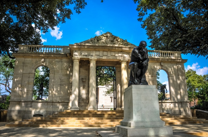 rodin museum front