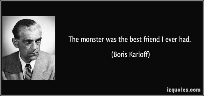 boris-karloff the monster