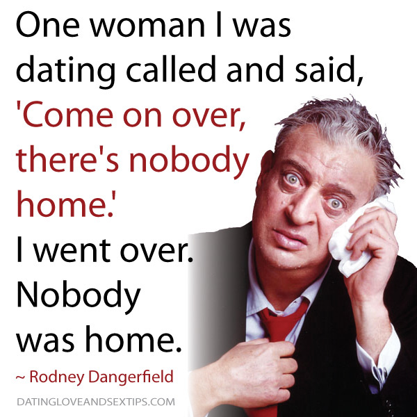 Rodney Dangerfield B Day Stories And Quotes From The Mind And