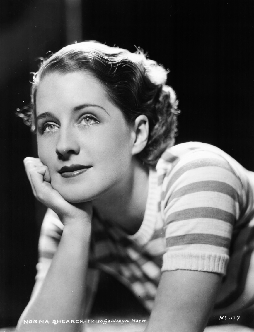 the lovely norma shearer