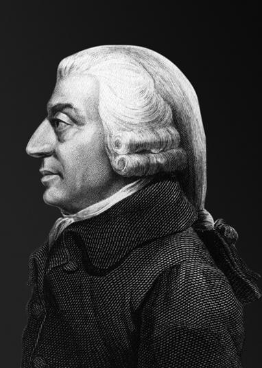 Adam Smith ~ FILOSOFI AKUNTANSI MANAJERIAL