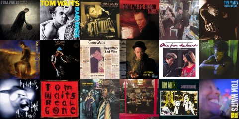 Image result for Tom Waits""